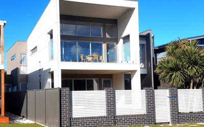 Best Use of Glass and Glazing – Residential – Over $25k – Astell Residence – Coles Beach